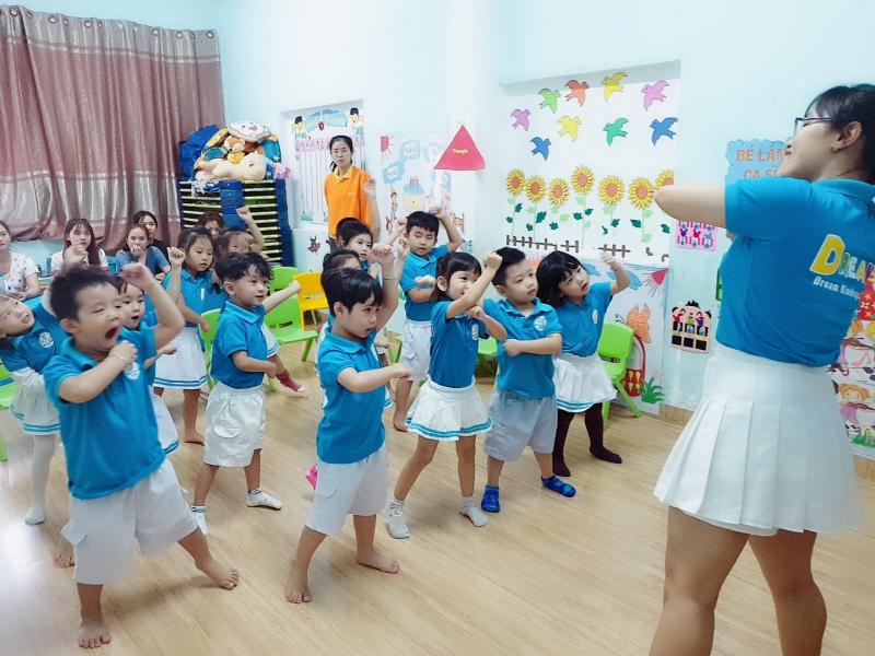 Trường Mầm non song ngữ Nha Trang