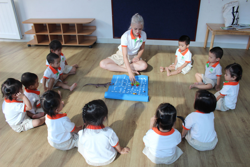 Trường Mầm non Song Ngữ Thế giới xanh (Green World)