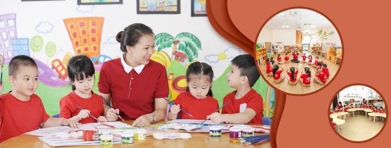 Top 5 trường mầm non song ngữ tốt nhất quận 8, Tp HCM