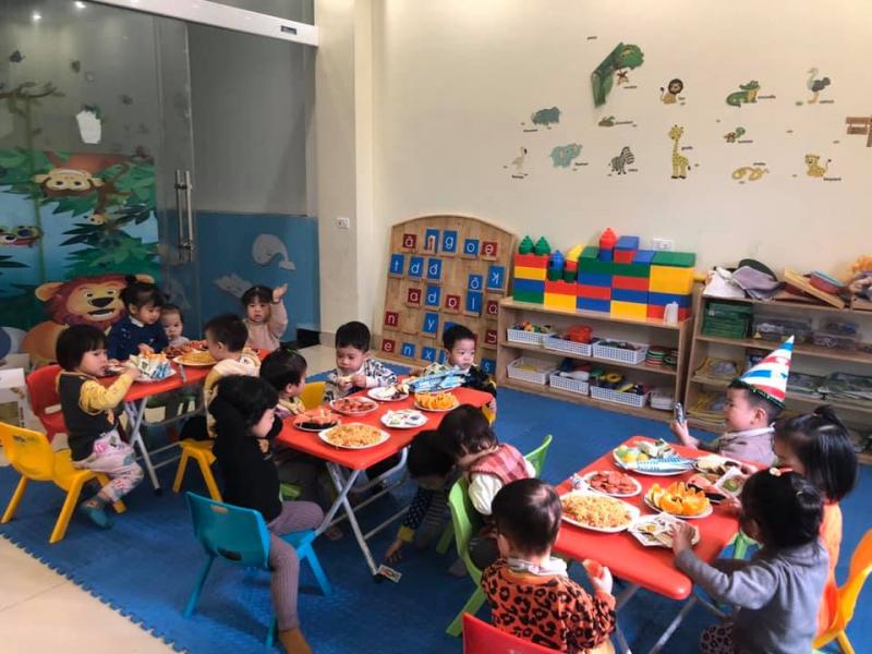 Trường Mầm non song ngữ Vietkids - Bắc Ninh