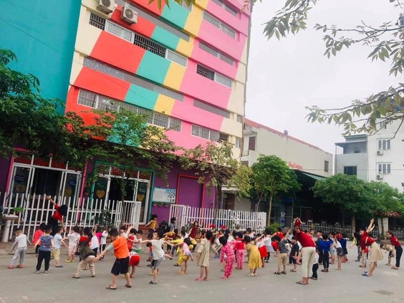 Trường Mầm non song ngữ Vườn Xuân - Spring garden bilingual kindergarten