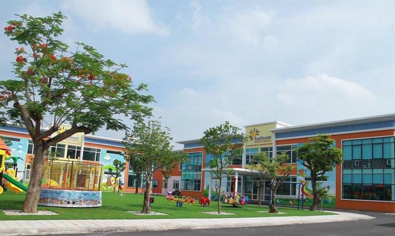 Trường Mầm non Sunflower Thái Bình