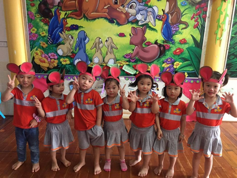 Trường mầm non Sunny Kids