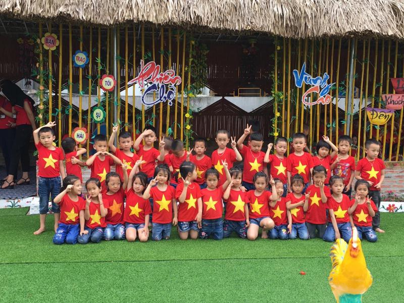 Trường mầm non Tam Sơn