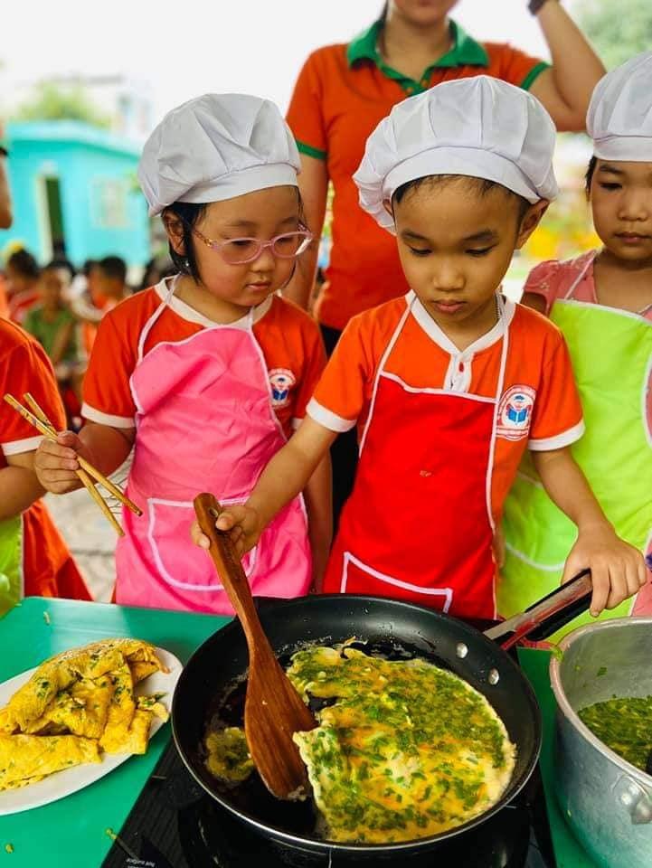 Trường Mầm non Tâm Việt Thái Bình