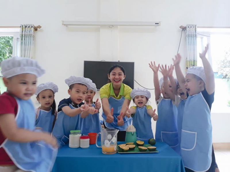 Trường Mầm non Tân Phú Khang