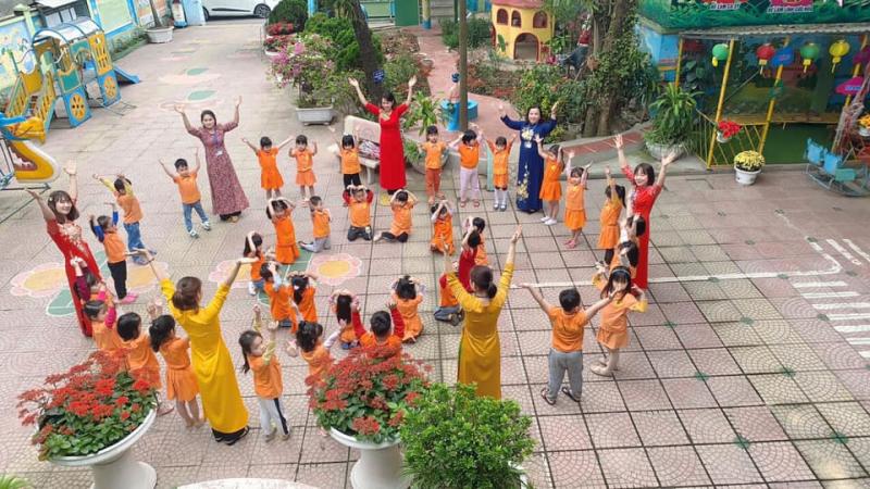 Trường mầm non Tân Thịnh A