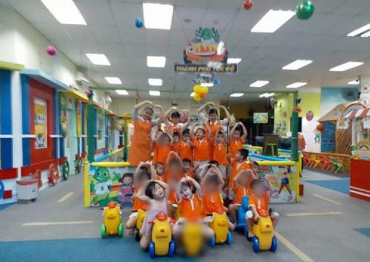 Trường Mầm non Thần đồng – Bình Long – quận Tân Phú – TPHCM