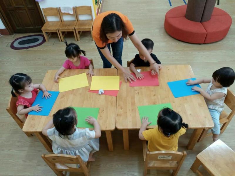 Trường Mầm non Thần Đồng Superkids