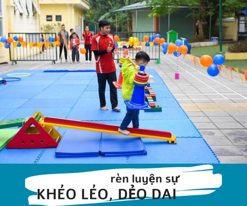 Trường Mầm non Thăng Long Kidsmart