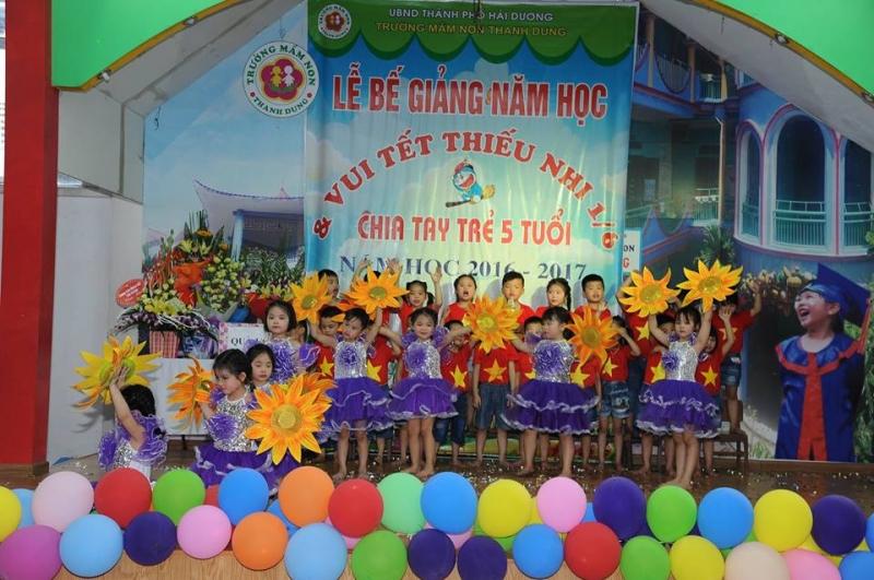 Trường Mầm Non Thanh Dung