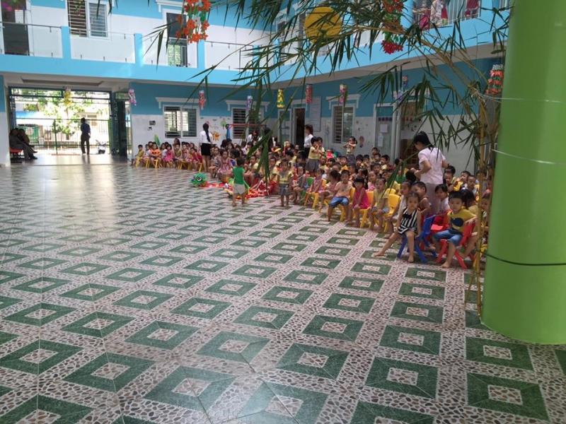 Trường Mầm non Thánh Gióng