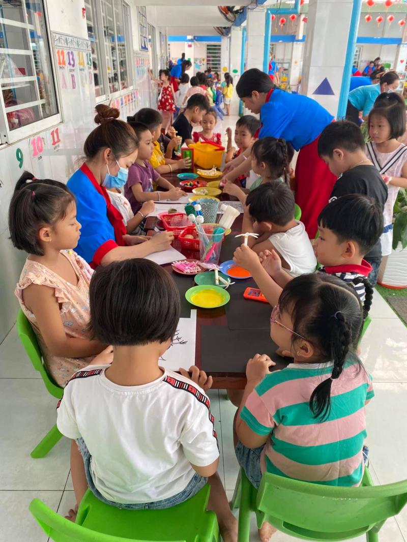 Mầm non Thanh Tâm có bề dày xây dựng, nuôi dạy trẻ nhỏ từ nhiều năm, đã tạo được uy tín cũng như có được lòng tin tuyệt đối nơi phụ huynh và các bé.