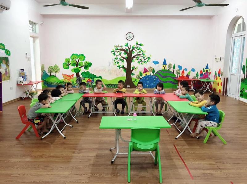 Trường Mầm non Thảo Nguyên Xanh