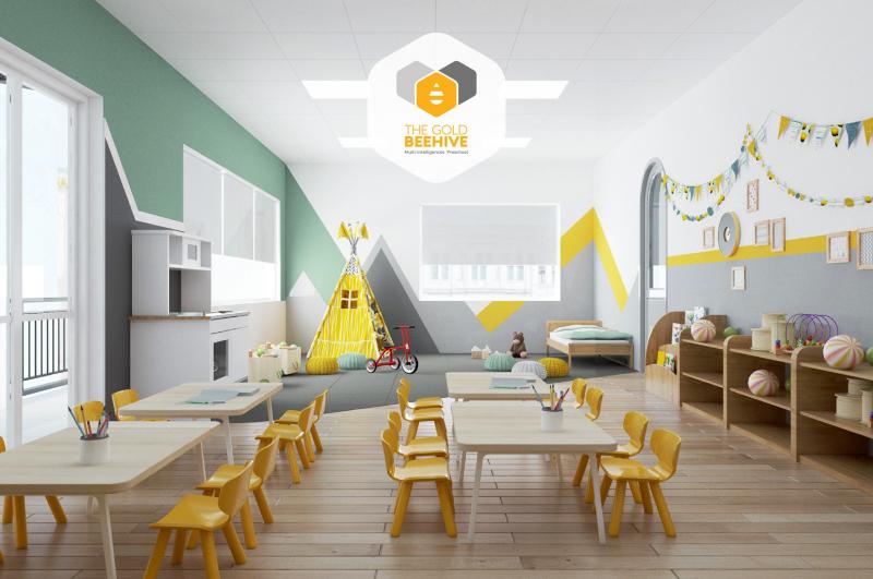 Trường mầm non The Gold Beehive (TGB Preschool)