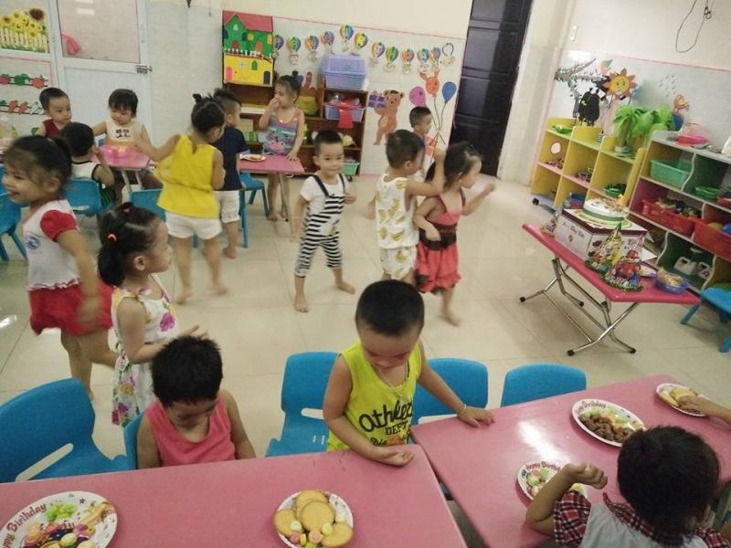 Trường Mầm Non Thiên Hựu