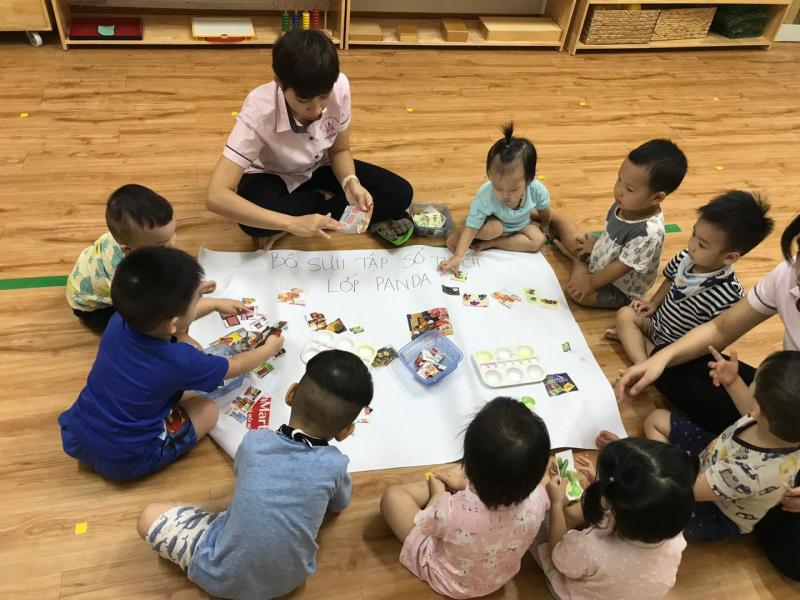Trường Mầm Non Thực Nghiệm Mới - Montessori Childcare