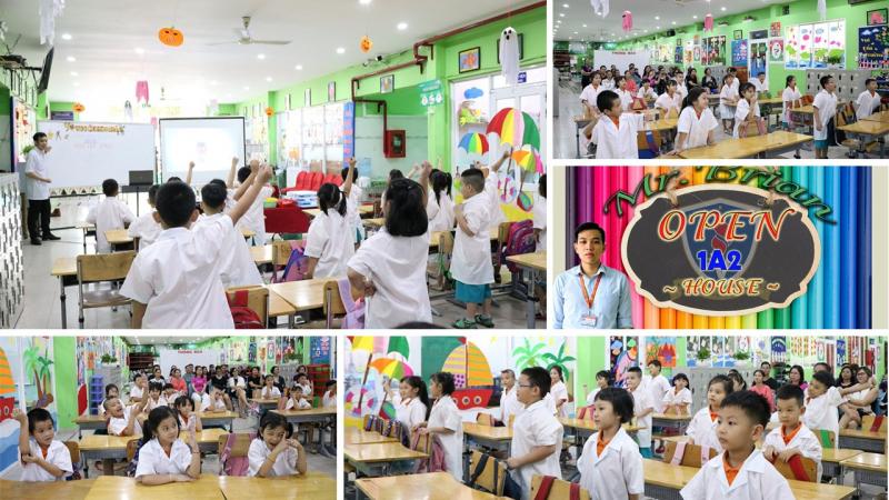 Mầm non - Tiểu học Anh Việt Mỹ