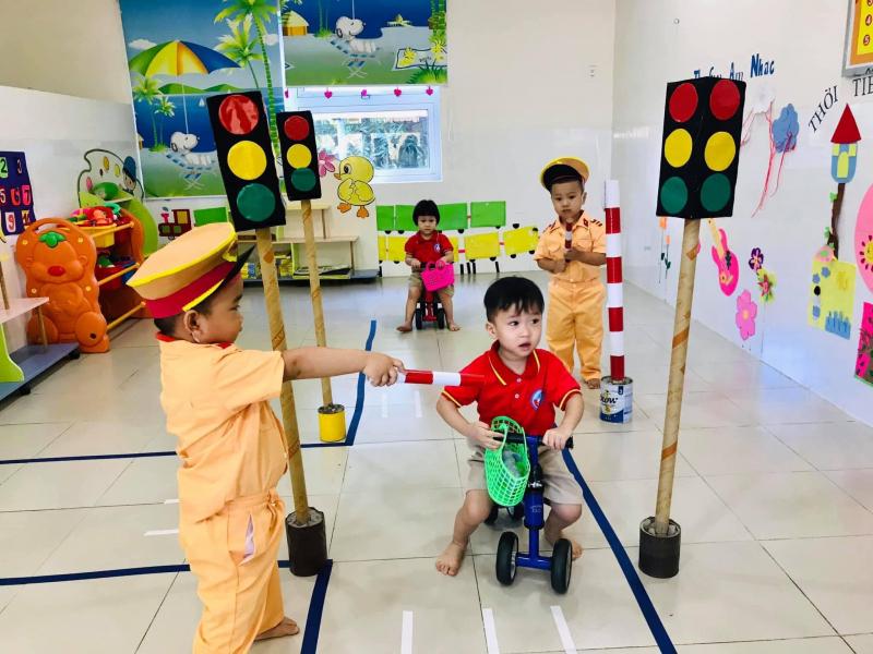Trường Mầm non - Tiểu học Việt Úc