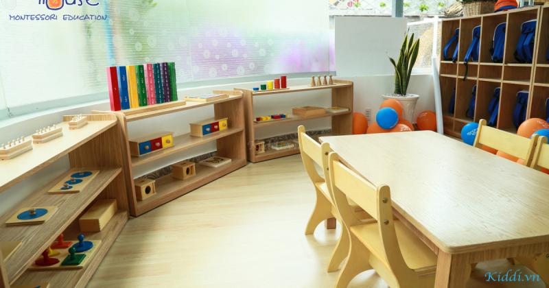 Trường mầm non Tomoe House - Cách Mạng Tháng Tám