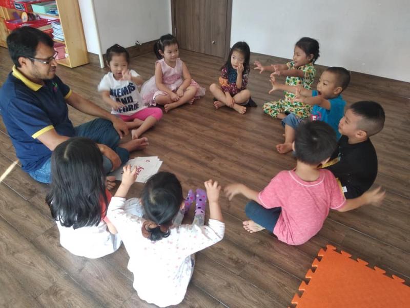 Trường Mầm non TopMind Nha Trang