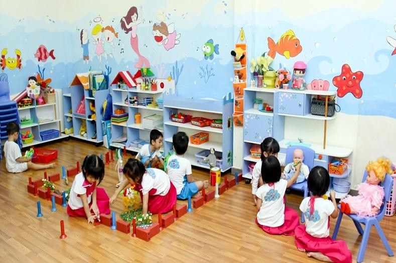 Top 11 trường mầm non tốt, uy tín nhất Quận 2, TP Hồ Chí Minh