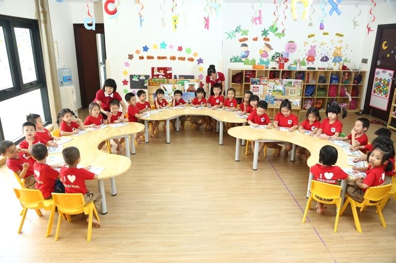 Top 7 trường mầm non tốt, uy tín nhất Quận 4, TP Hồ Chí Minh