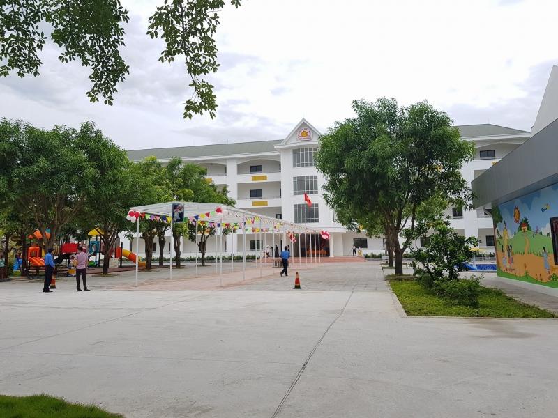 Trường Mầm non Trần Đại Nghĩa