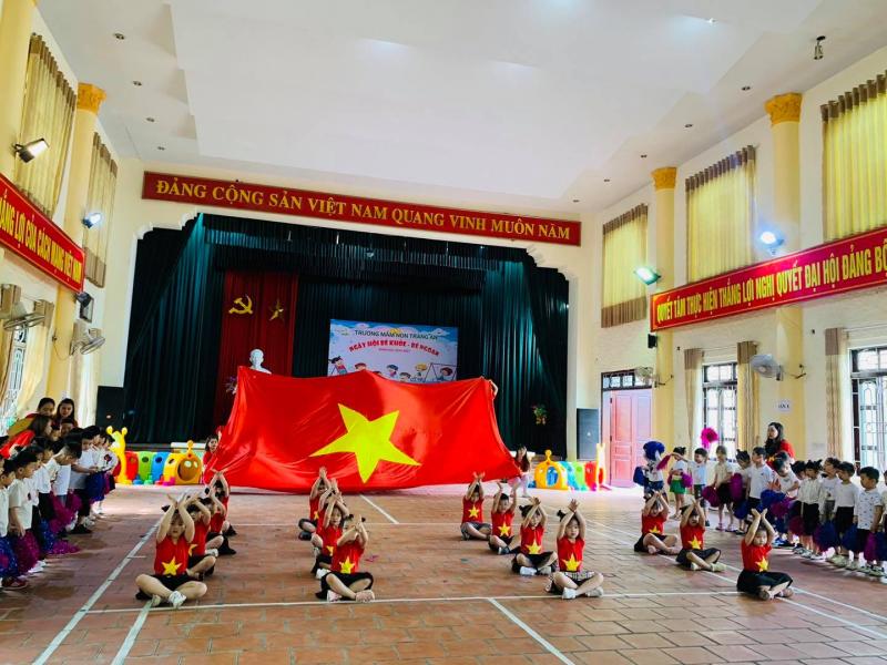 Trường mầm non Tràng An