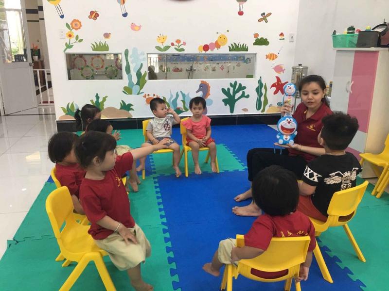 Trường mầm non Ánh Dương