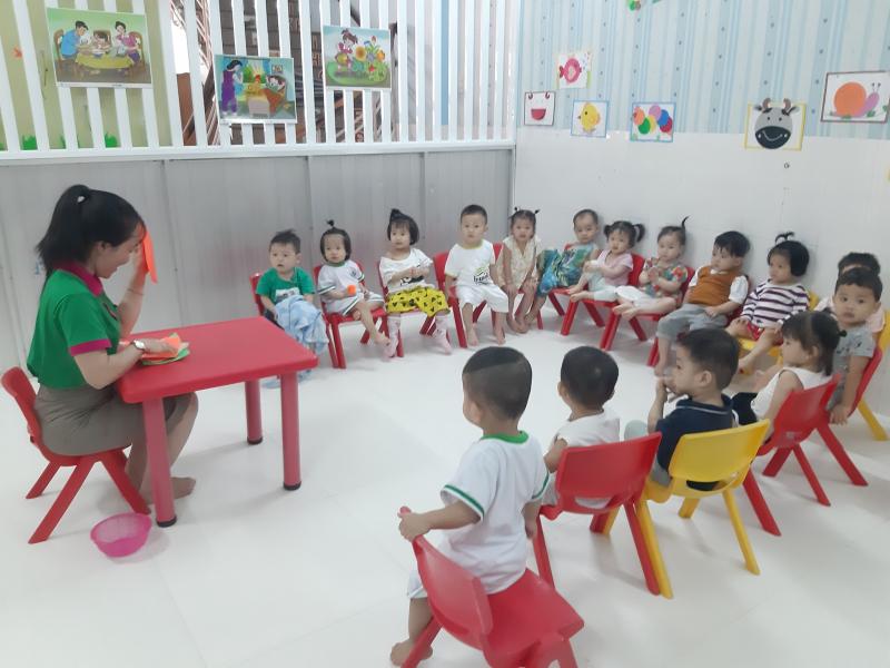 Trường Mầm Non Trúc Xanh