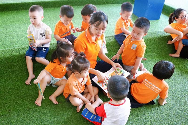 Top 6 Trường mầm non tốt nhất tại Lào Cai