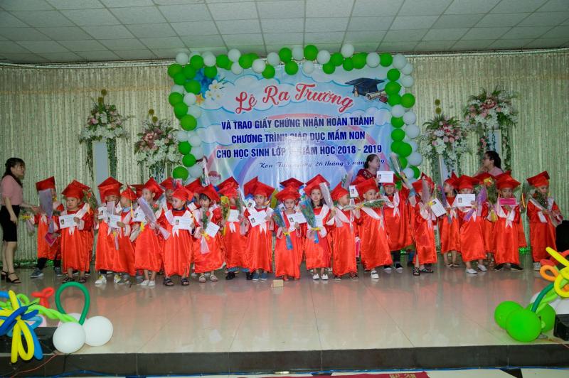 Trường Mầm non tư thục ABC Kon Tum