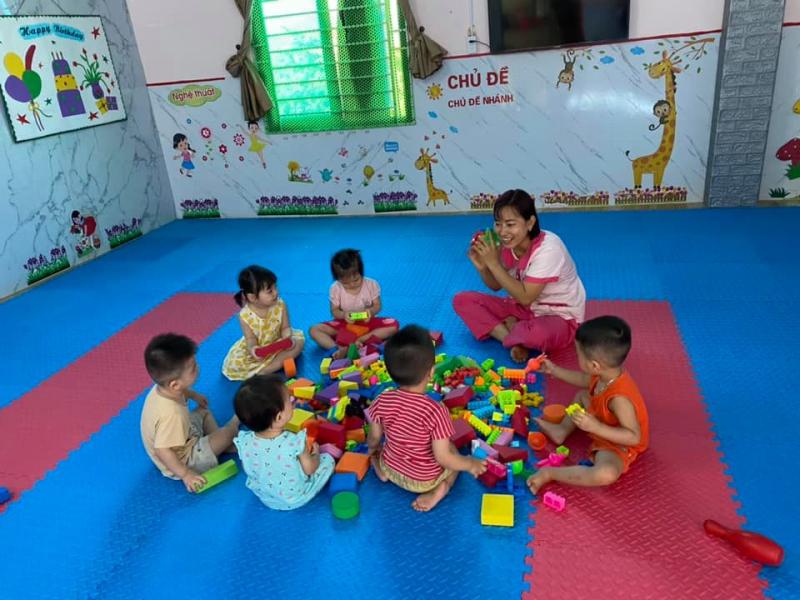 Trường mầm non tư thục Ánh Dương