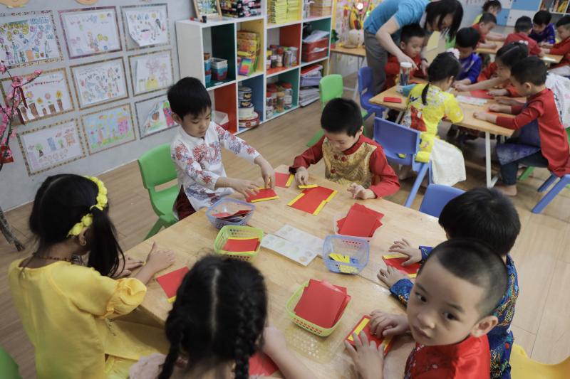 Trường Mầm non Tư thục Hải Yến