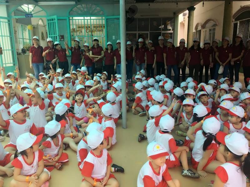 Trường Mầm non Tư thục Hoa Mai