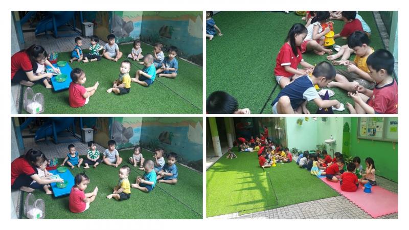 Trường Mầm non Tư thục Họa Mi - Quận Tân Bình