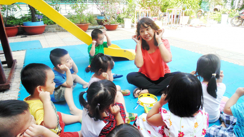 Trường mầm non tư thục Hồng Hà