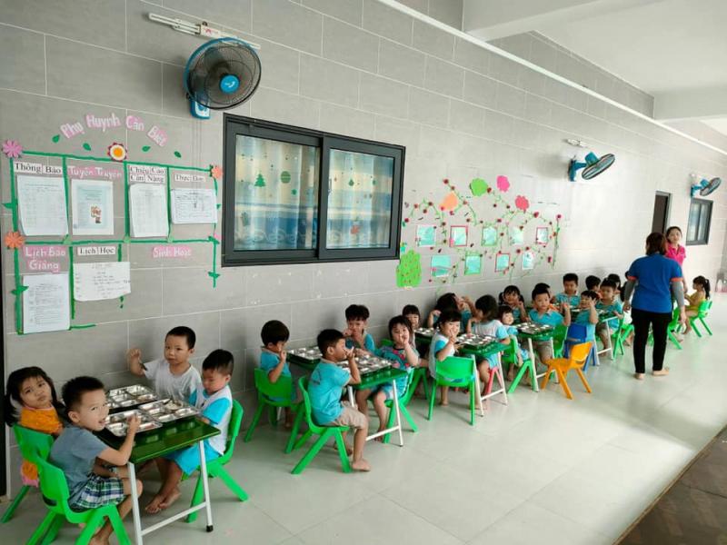 Trường mầm non tư thục Thành Nhơn