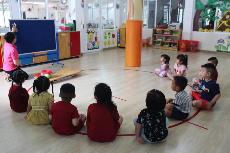Trường Mầm non Việt
