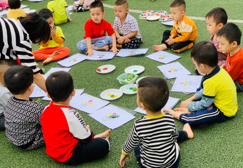 Trường mầm non Việt Anh