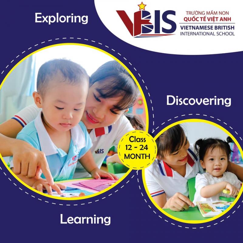Trường Mầm non Việt Anh - Vietnamese British School (VBS)