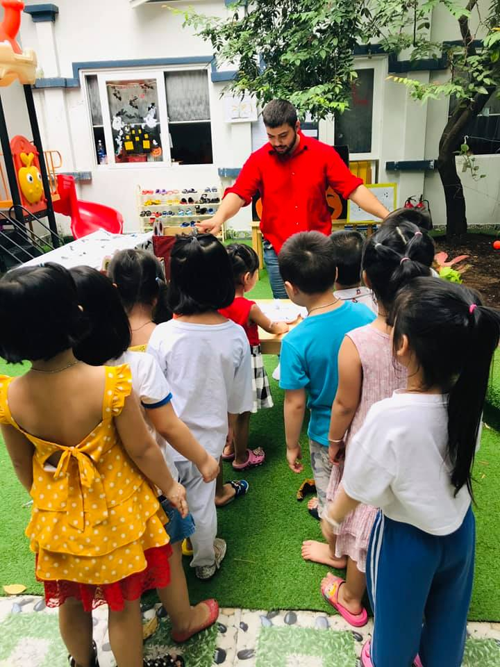 Trường Mầm Non Việt Âu Gò Vấp