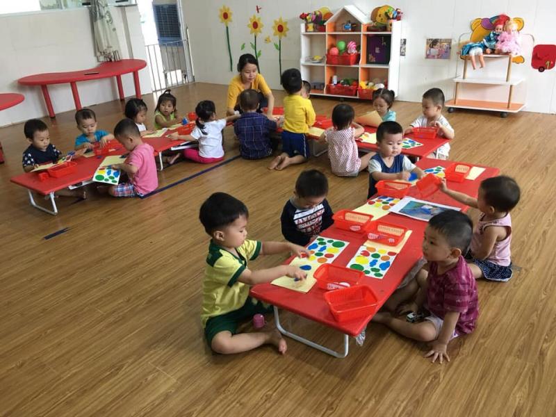 Trường mầm non Việt Đông Dương