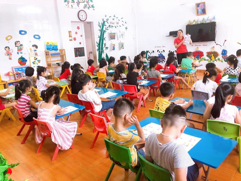 Trường Mầm Non Việt Hà - TP Lào Cai