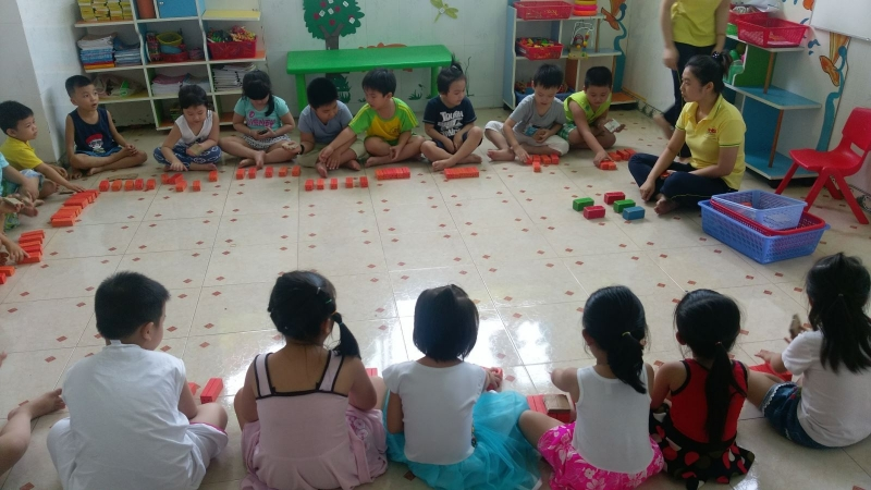 Trường Mầm non Việt Mỹ - Hoàn Mỹ