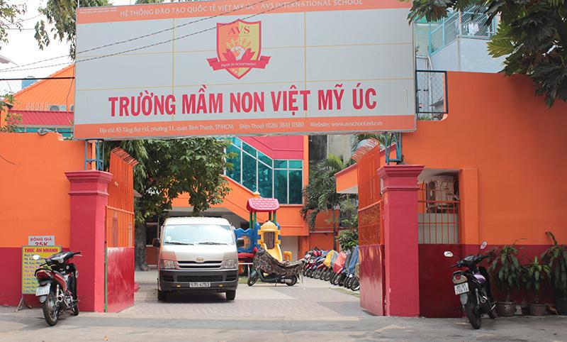 Trường Mầm non Việt Mỹ Úc