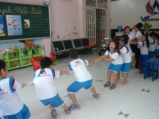 Trường Mầm Non Việt Mỹ (VAschool)