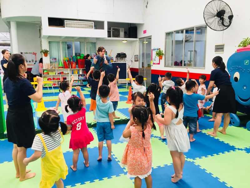 Trường Mầm non Việt Mỹ (VAschools)