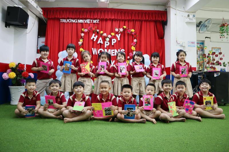Trường Mầm non Việt Mỹ - VAschools